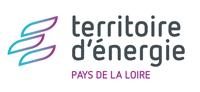 Territoire dénergie Pays de la Loire Logo